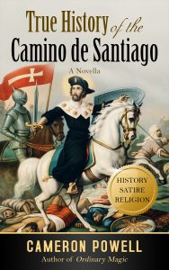 Cover - True History of the Camino de Santiago - 2.67 x 1.65 100dpi -