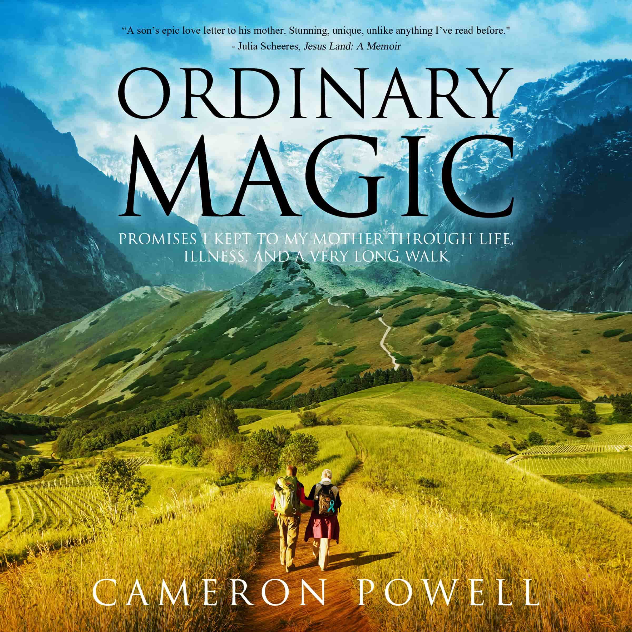 Ordinary Magic book cover